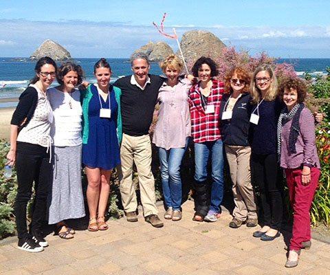 Instructors of Oregon Coast Children's Book Writers workshop