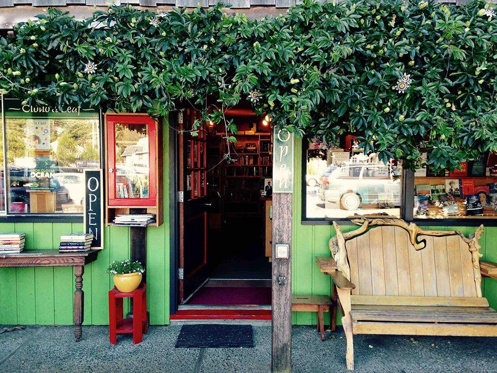 Manzanita Cloud & Leaf Bookstore