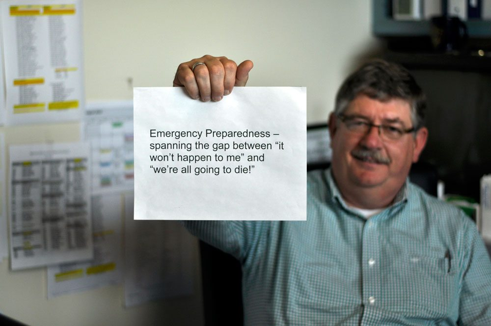 Emergency Prepardness