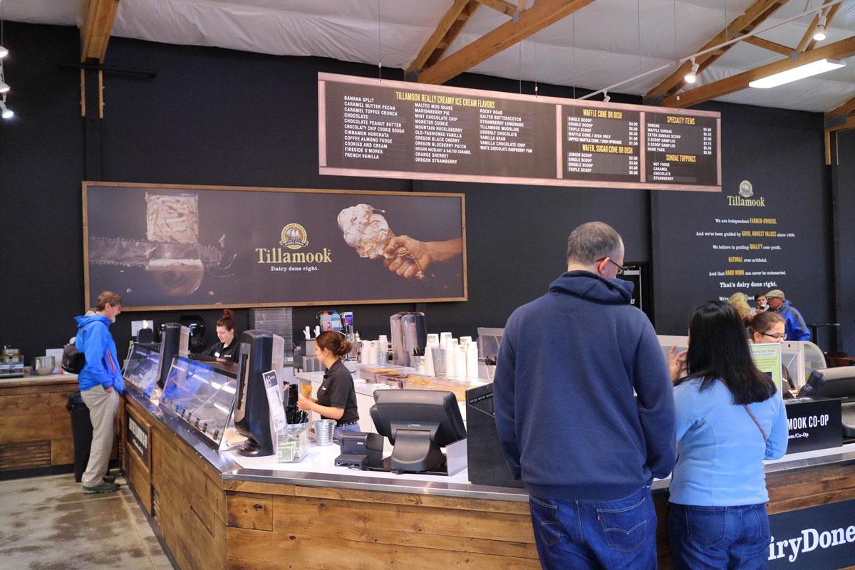 Tillamoook Creamery