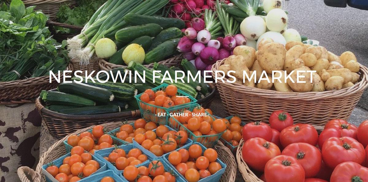 Neskowin Farmers' Market