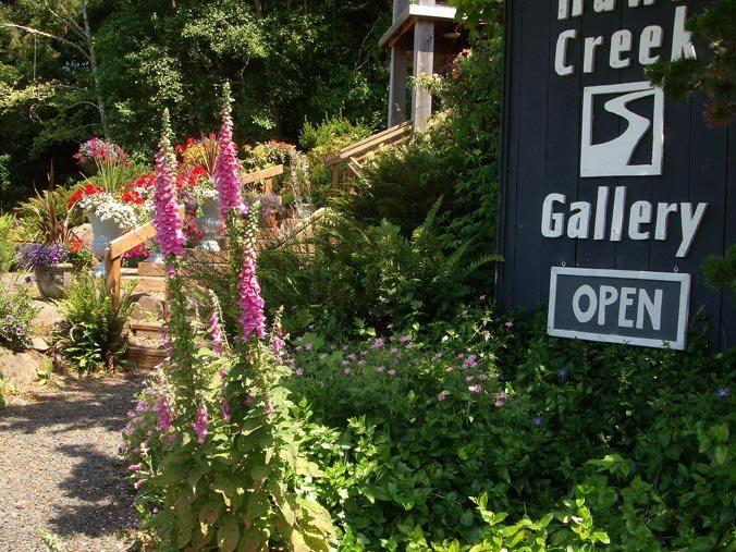 Hawk Creek Gallery Neskowin
