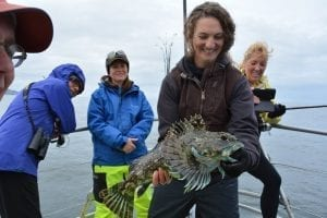 Friends of Cape Falcon Marine Reserve offers a variety of educational opportunites to get to know the reserve such as boat tours submitted photo