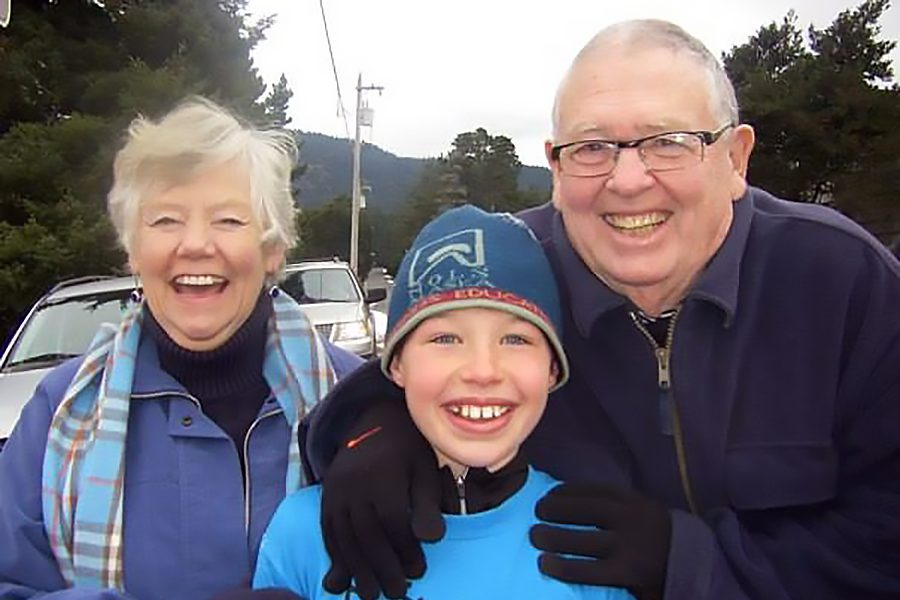 Jim and Lynn Mudd made it their mission to improve the lives of kids around the area submitted