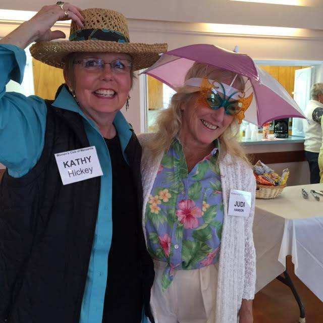 Have fun with your new friends at Manzanita Womens Club submitted