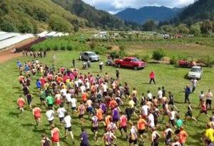 Hydrangea Ranch race