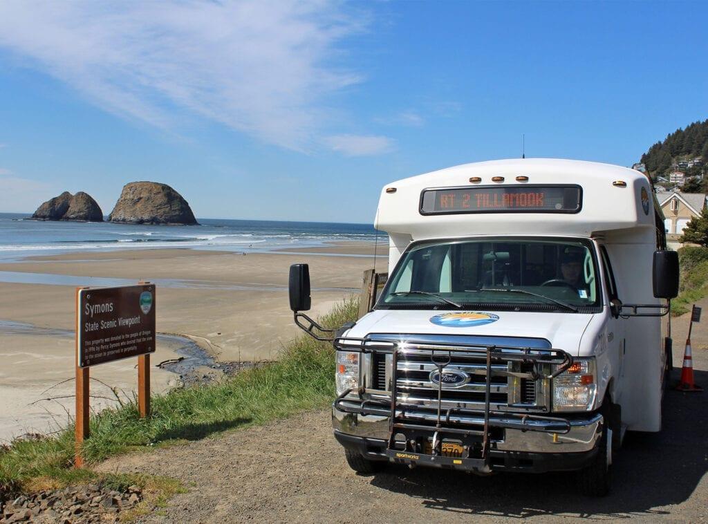 the wave bus coast